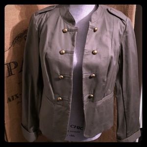 Halogen military jacket